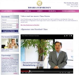 Videos unterstützen den Onlinevertrieb