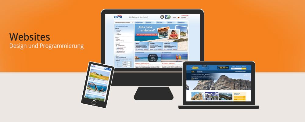 CIC entwickelt Webseiten für Reiseveranstalter